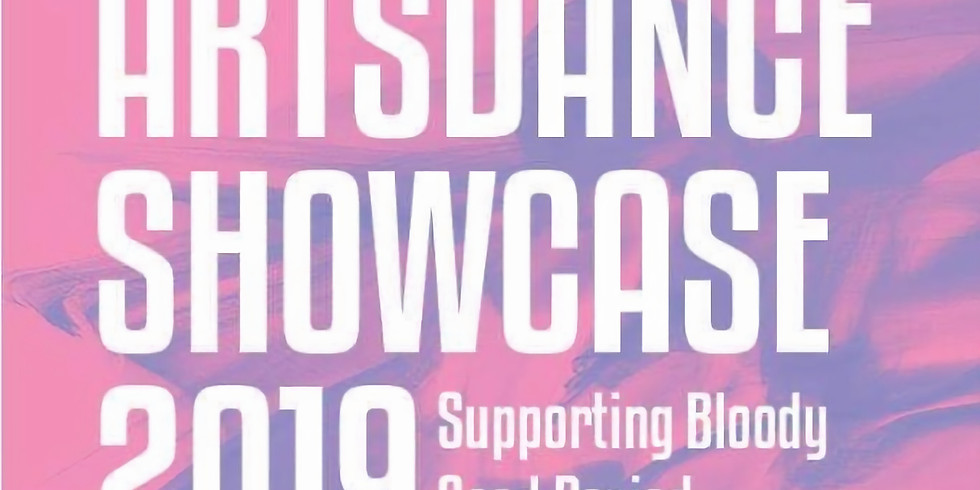 ArtsDance Showcase 2019 hosted by UAL ArtsDance society in support of Bloody Good Period