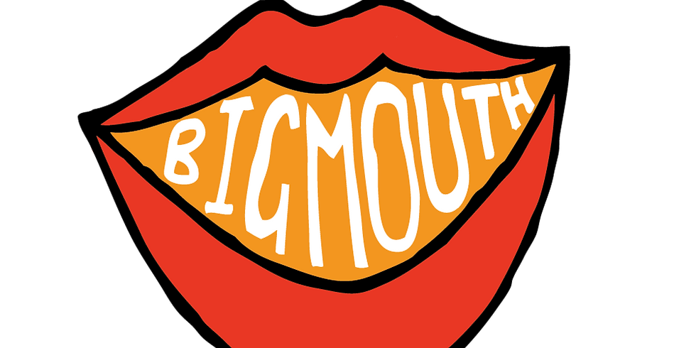Big Mouth 1st Birthday Party for Bloody Good Period