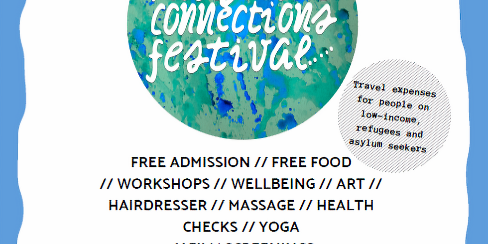 Migrant Connections Festival 2019 hosted by Migrant Connections Festival and Grow Tottenham
