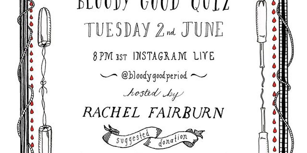 Bloody Good Quiz