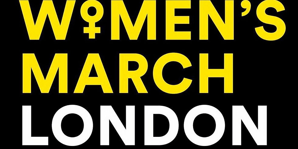 Women Demand Bread & Roses! hosted by Women's March London