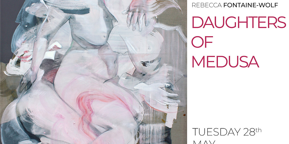 Zebra One Gallery presents the launch of Daughters of Medusa by Rebecca Fontaine-Wolf