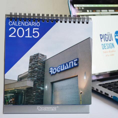 Diseño de calendario