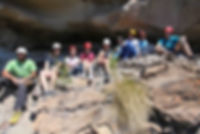 Highline Cliff walk - Redcliffs