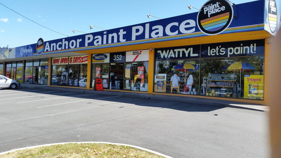 Anchor Paint Place