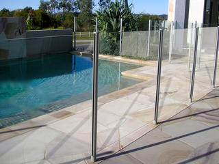 Glass Pool Fencing Toowoomba