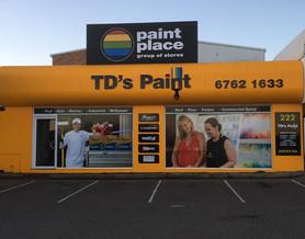 Tamworth Paint Place