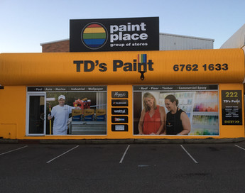 Tamworth Paint Place