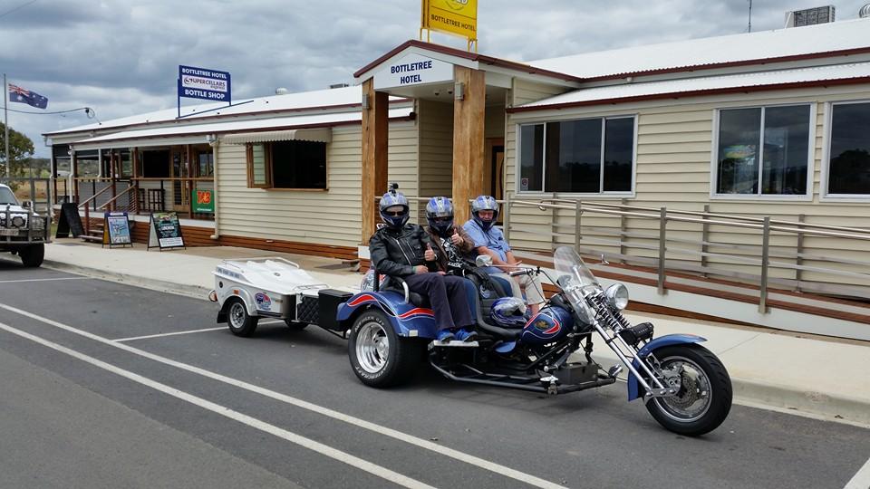 Ipswich Trike Tours