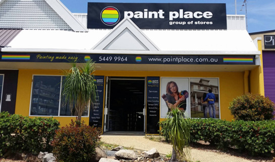 Paint Place Store