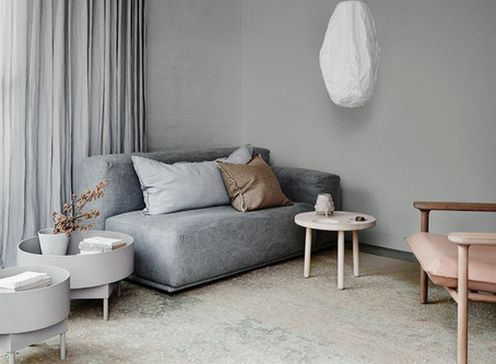Have you seen the latest Dulux Colour Palette Trendsfor 2018?