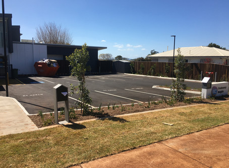 Car Park Construction at Good Start Early Learning Centre, Toowoomba