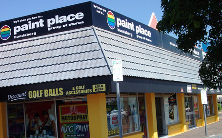 Bundaberg Paint Place