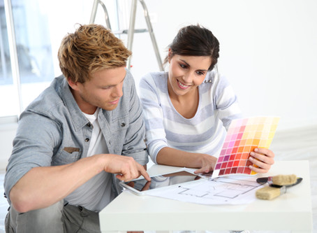 Reasons Why You Should Use a Professional Painter and not DIY!