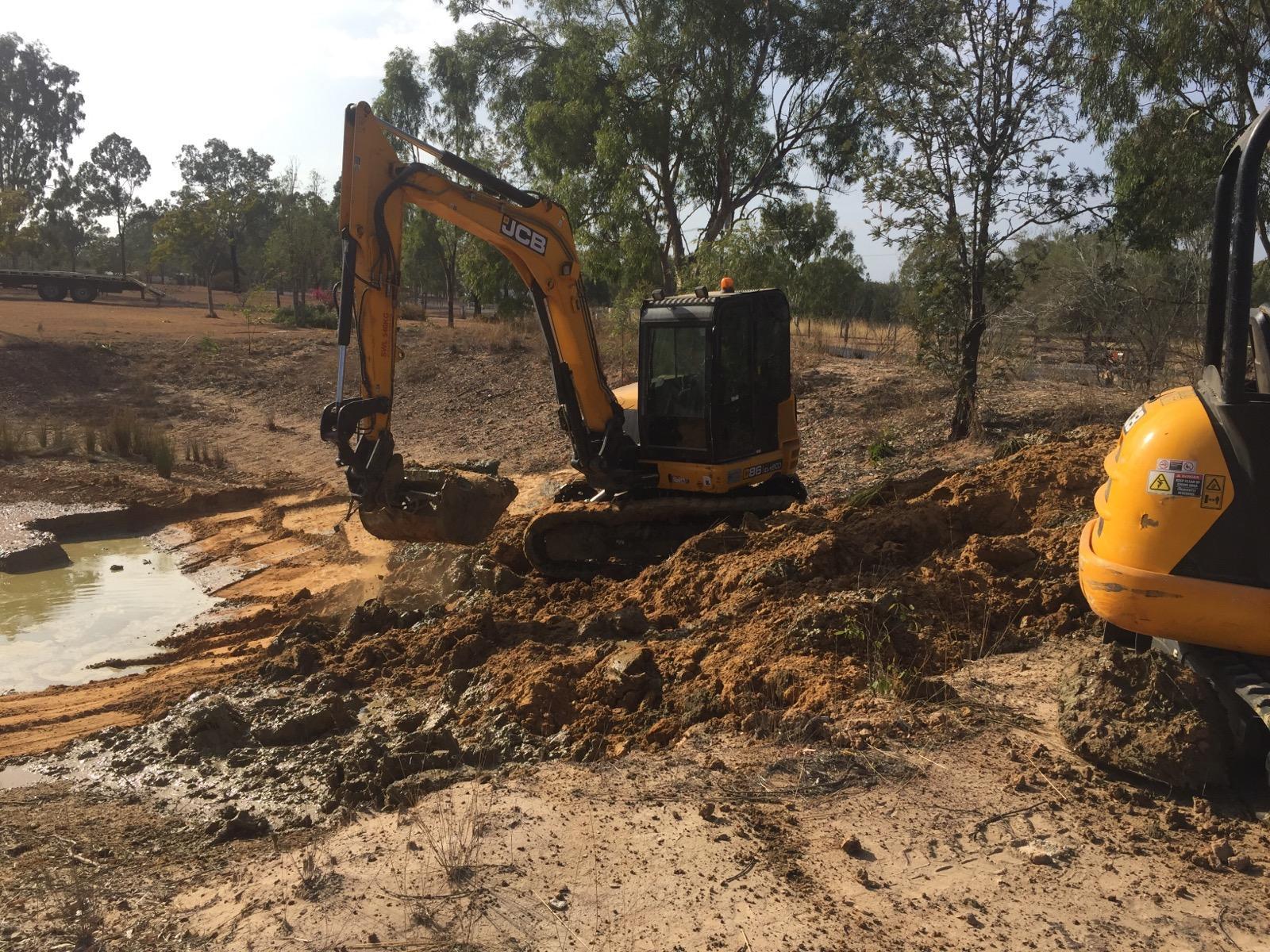 Dam Cleanup