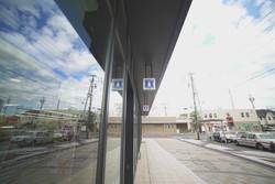 JR草薙駅前の再開発ビル