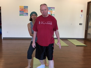 Chuck's Story: The Benefits of Mindful Movement