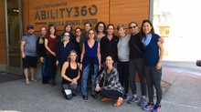 Merging Many Talents at Mindful Movement Workshop in Phoenix