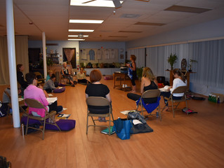 Mindful Movement for PD Goes to Sarasota