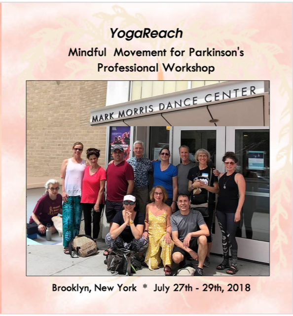 YogaReach, Mindful Movement Professional Workshop