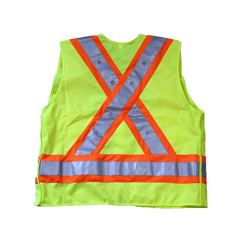 Railroad LED Vest