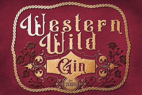 Western Wild Gin