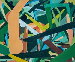 Jungle Scene - Nail Clipper Design Study