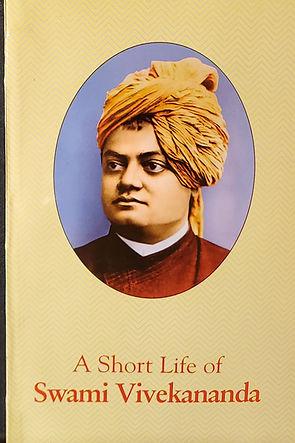 A short life of Swami Vivekananda