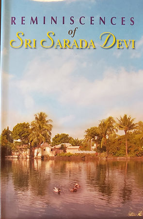 Reminiscences of Sri Sarada Devi
