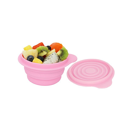 Silicone Collapsible Storage Bowl (Big)