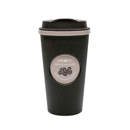 Coffee Ground Passion Cup