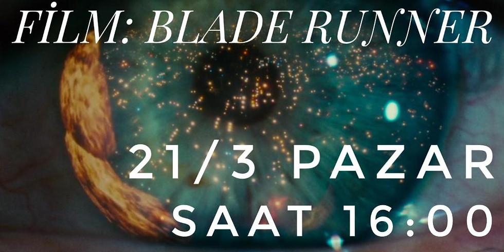 Verba Mea Varoluşçu Film Sohbetleri –  Film: Blade Runner (1982)