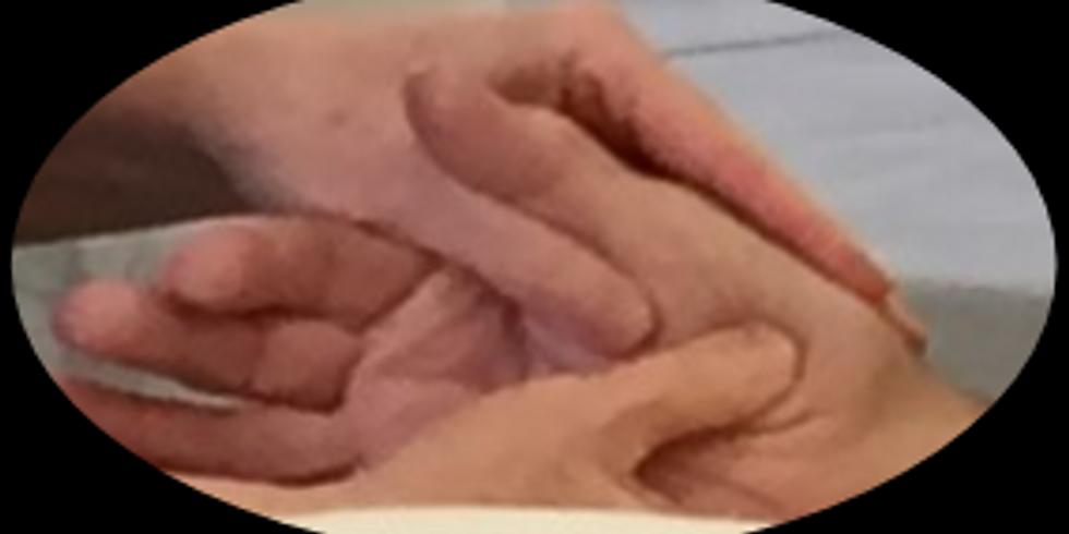 Hand Reflexology 30 hour certification 2020