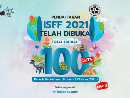 Pendaftaran Indodax Short Film Festival (ISFF) 2021 Telah Dibuka!