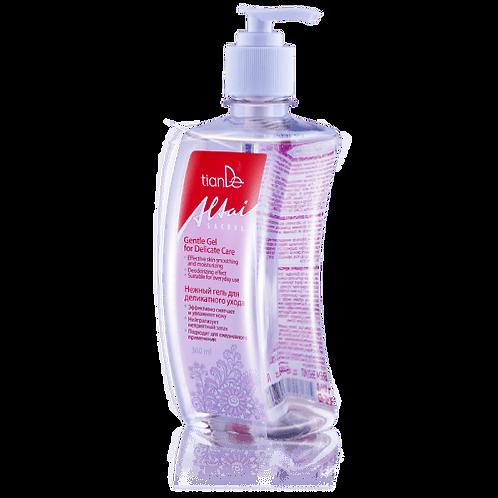 Jemný gel pro intimní péči