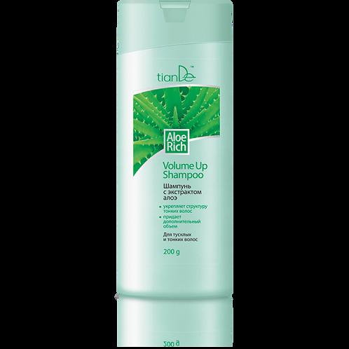 Šampón aloe vera
