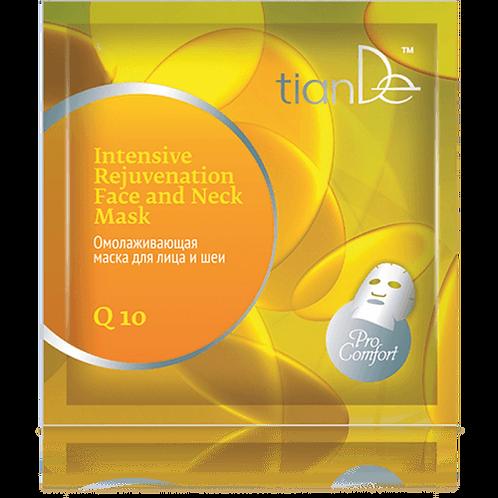 Pleťová maska s extraktem Q10