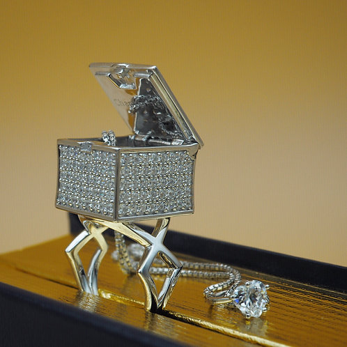 Chapter14 - Treasure Box with Diamond (Ring&Necklace)