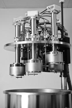 PE-4450 custom sputtering head