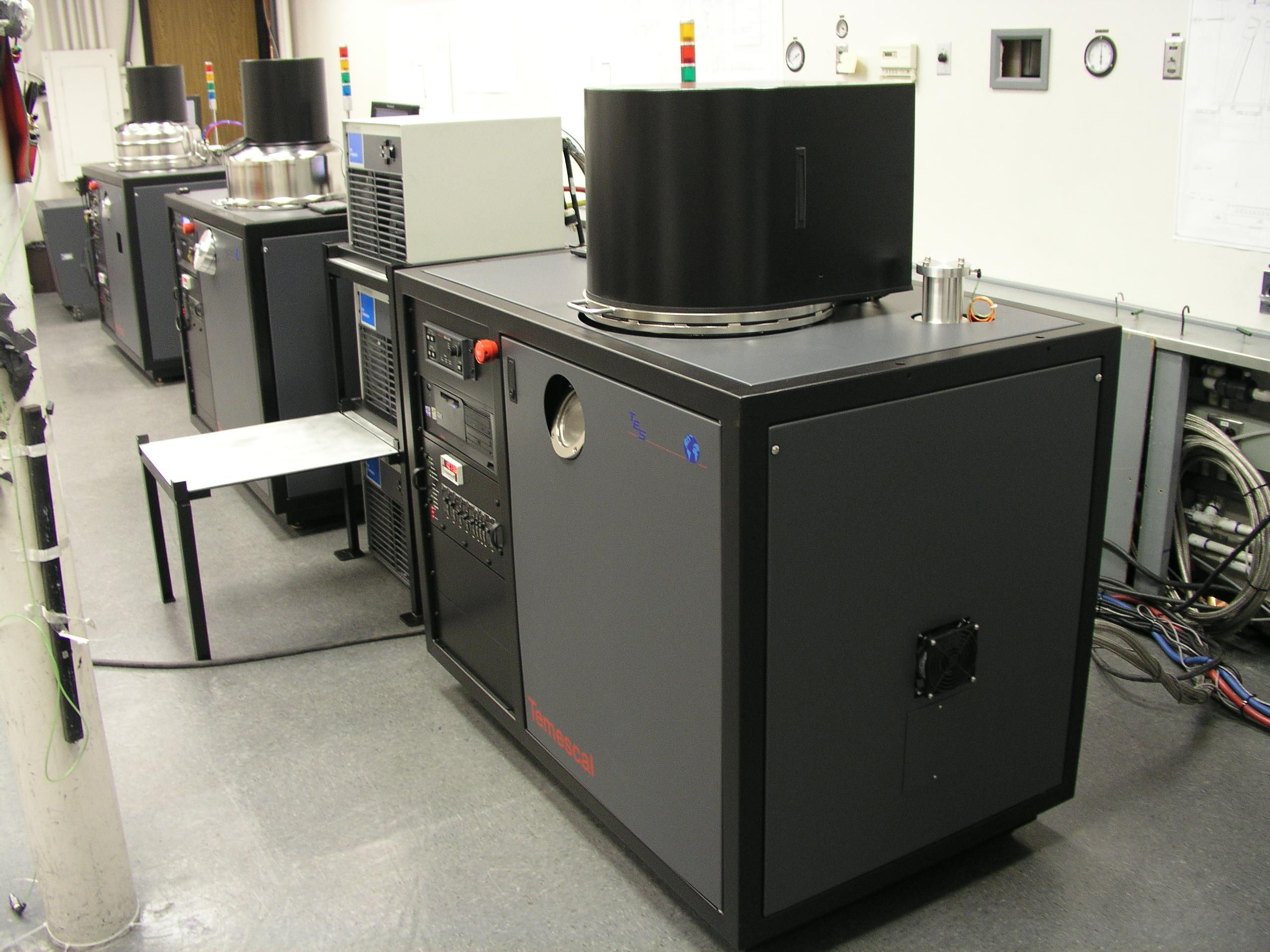 Temescal BJD-1800 evaporator