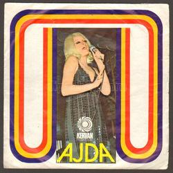 Ajda Pekkan - Çapkın Satıcı(45lik), Kervan, 1973 (aranjman, beste: salim halali, güfte: fikret şeneş