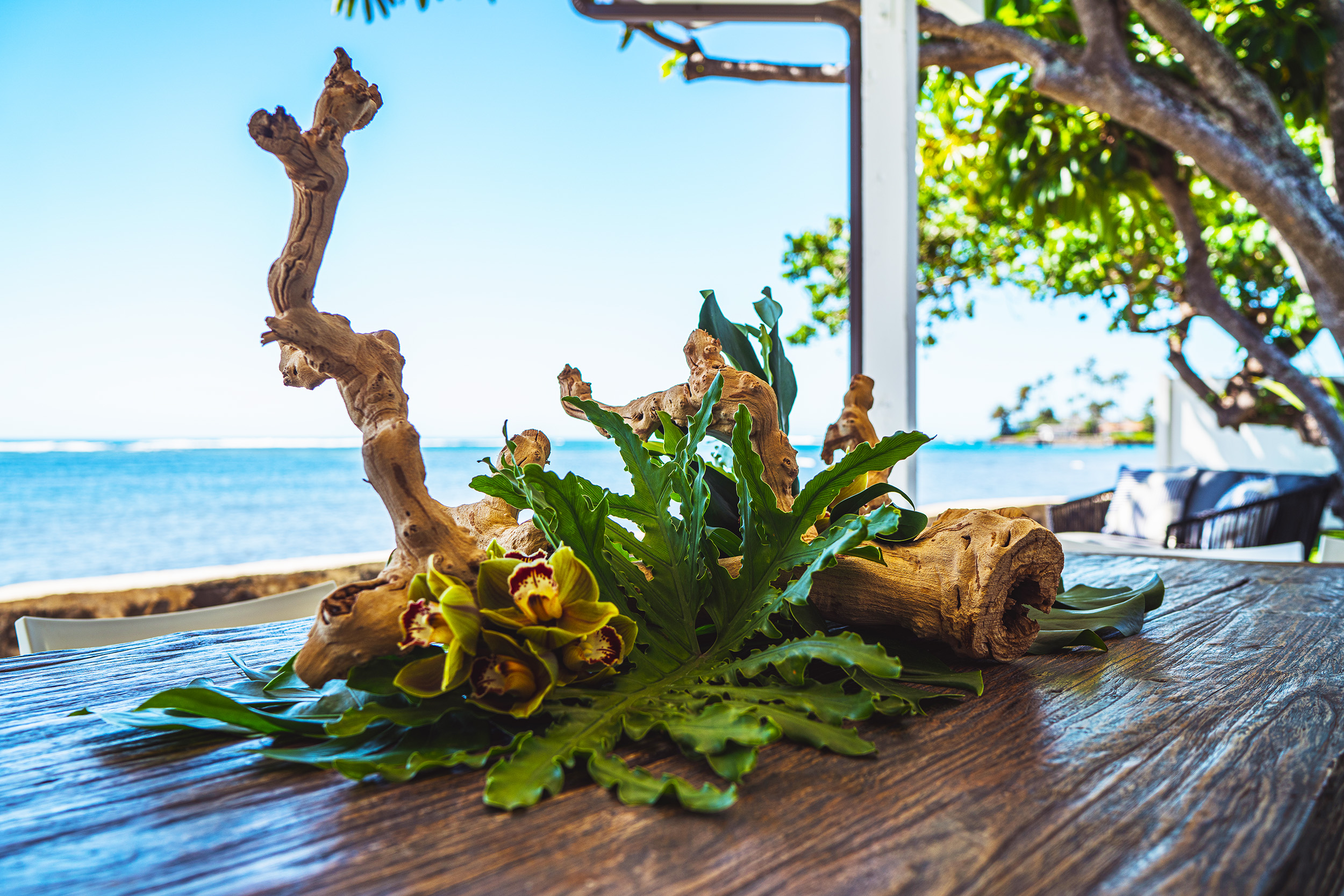 The Beach House - Oceanfront Events on Oahu