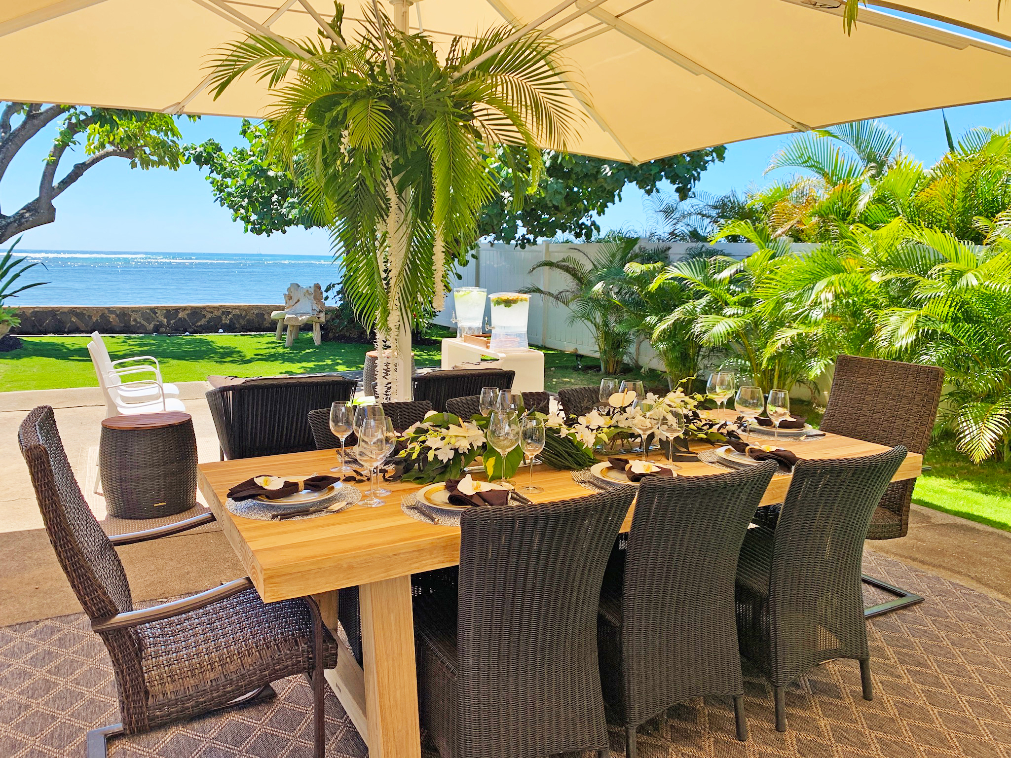 The Beach House - Destination Weddings - Hawaii