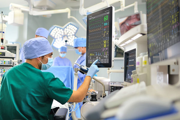Mindray-Surgical-Hyled-Patient-Monitorin