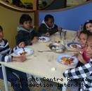 Dans la presse : Le menu végétarien rentre dans les moeurs des écoliers - Centre Presse