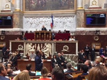 Adoption du projet de loi sur la Sécurité intérieure et lutte contre le terrorisme - Samantha Cazebo