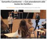 """Interview """"Cet amendement aide toutes les familles"""" - Le Petit Journal"""