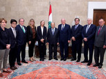 Déplacement au Liban : commission des Affaires étrangères du 25 au 28 octobre