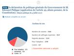 POUR : Déclaration de politique générale du Gouvernement E. Philippe