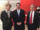 Débat à l'Esade avec Manuel Valls - Samantha Cazebonne